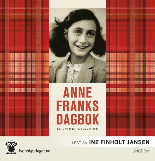 Lydbok - Anne Franks dagbok-