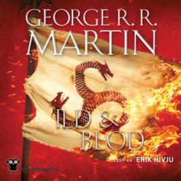 Lydbok - Ild og blod-