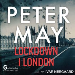 Lydbok - Lockdown i London-