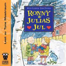 Lydbok - Ronny og Julias jul-