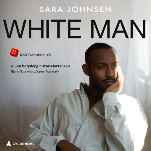 Lydbok - White man-