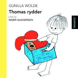 Lydbok - Thomas rydder-